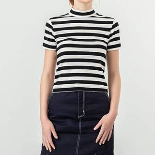 Big Fitted Tee Stripe