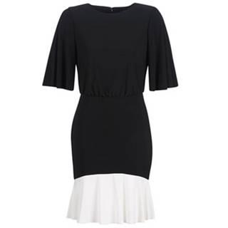 Krátke šaty Lauren Ralph Lauren  ELBOW SLEEVE DAY DRESS